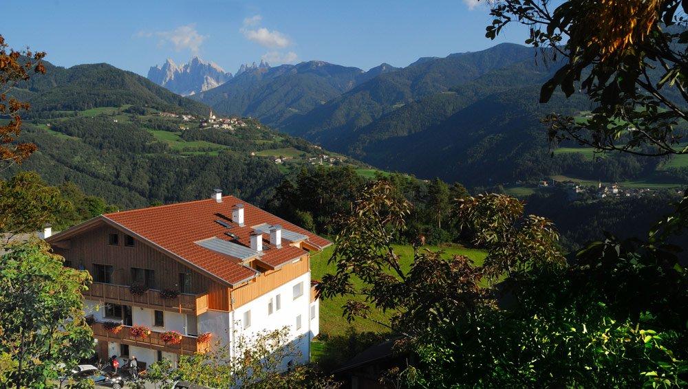 L'Huberhof, un paradiso per vacanzieri – l'inizio di una simbiosi