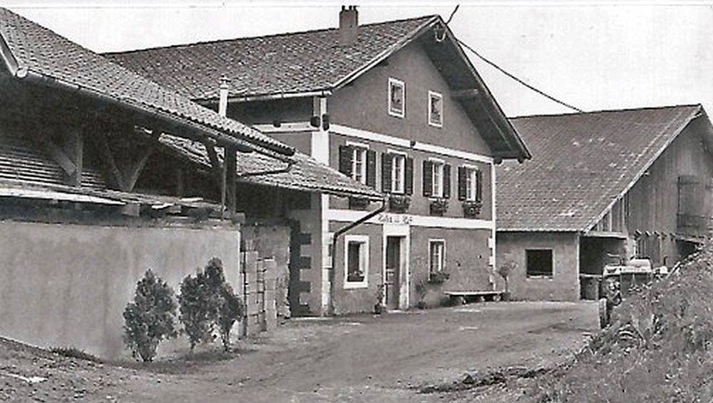 La lunga storia dell'Huberhof
