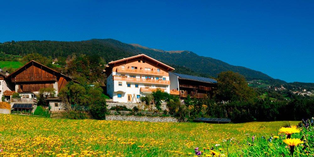 Casa per vacanze in Alto Adige – Pensione Huberhof