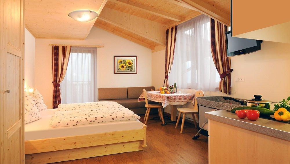 Ferienpension Südtirol – Gästezimmer am Huberhof