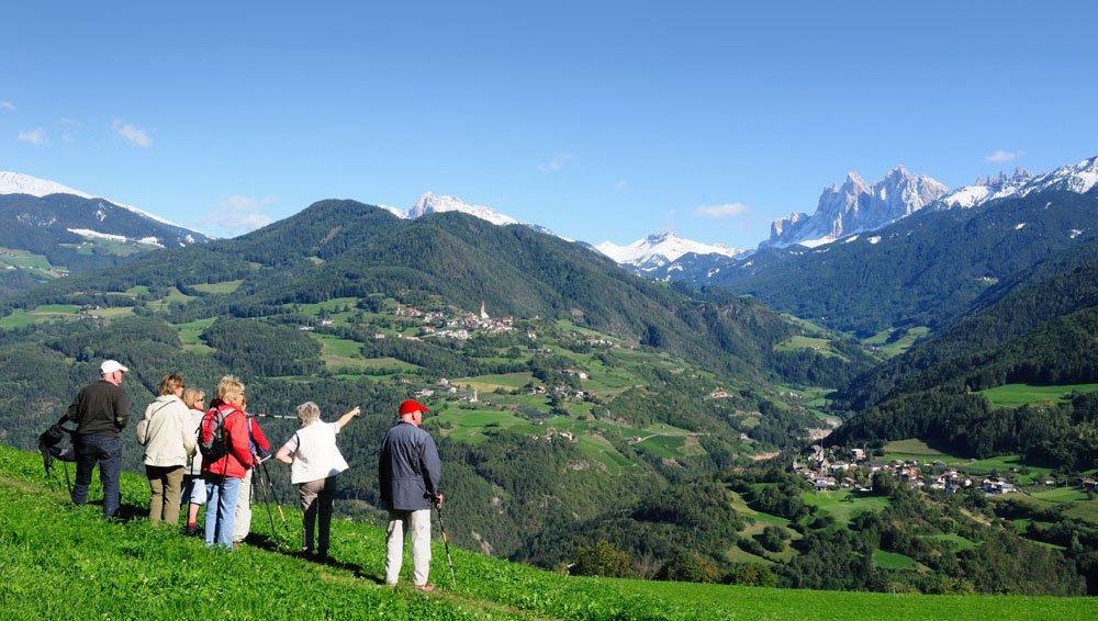 Fare escursioni e giri in bicicletta nella Val Isarco – la valle dei sentieri