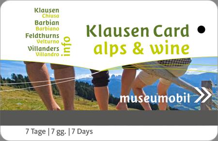 Klausen Card