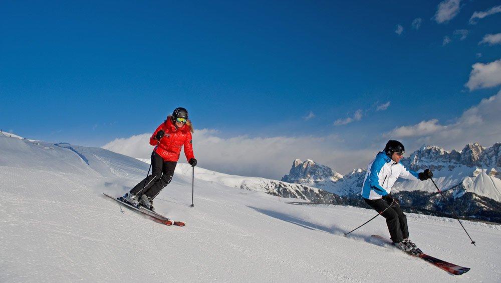 Skiurlaub Brixen/Plose – Pension Huberhof