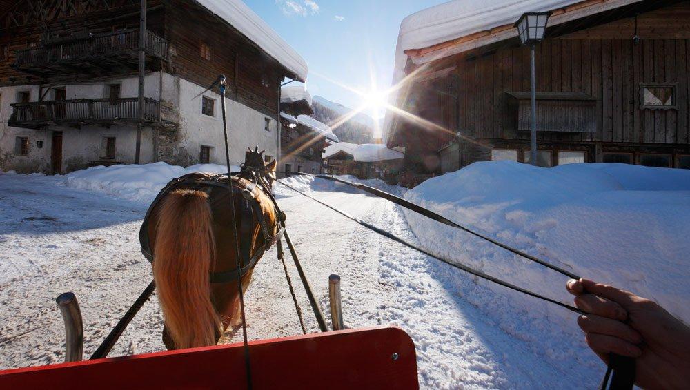 Cos'altro si può sperimentare durante una vacanza invernale in Val Isarco